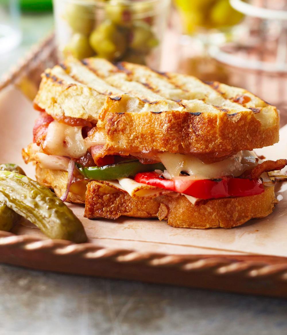 Applejack Turkey Sandwich
