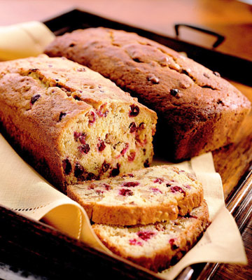 Crazy-About-Cranberry Bread
