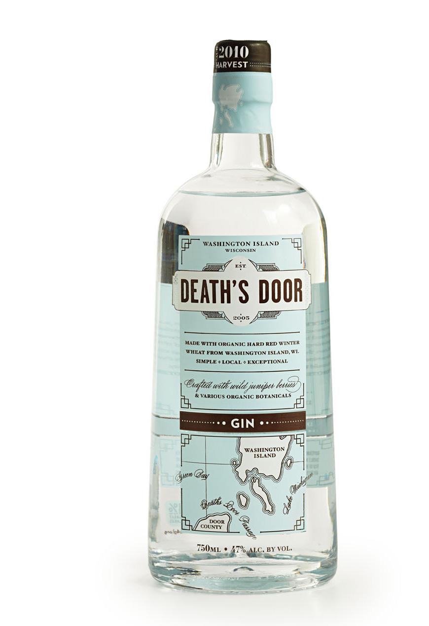 Death's Door Spirits gin