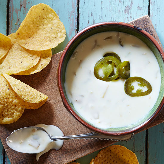 Spicy Queso Blanco