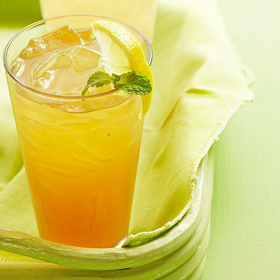 Honeyed Lemonade Tea Punch