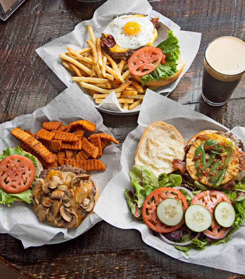 Black Hills Burger and Bun Co.