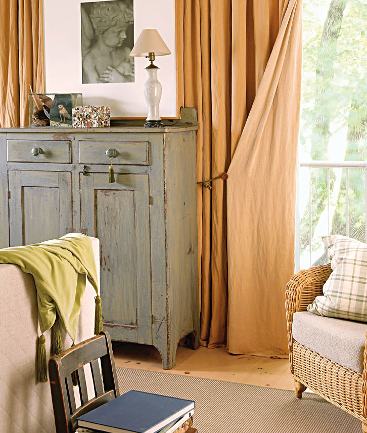 Layer curtains