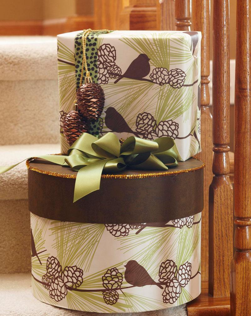 Wallpaper wrap