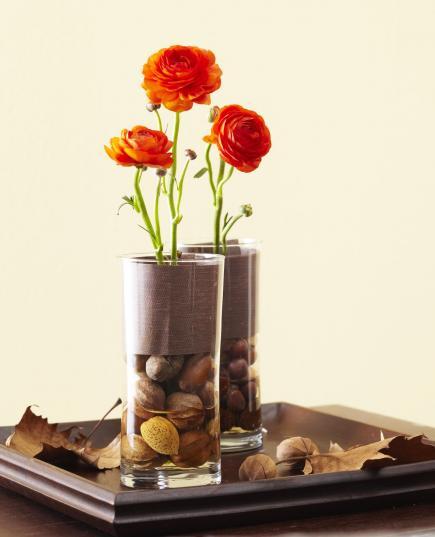 Cuffed vases
