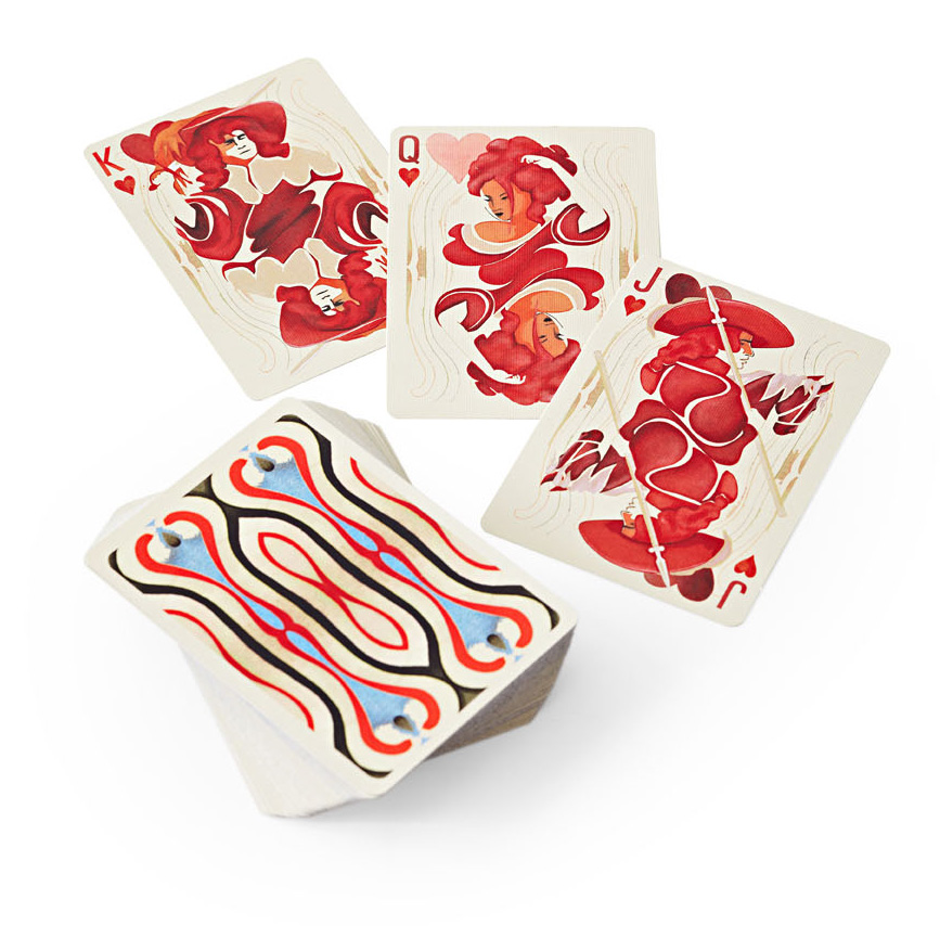 Uusi playing cards