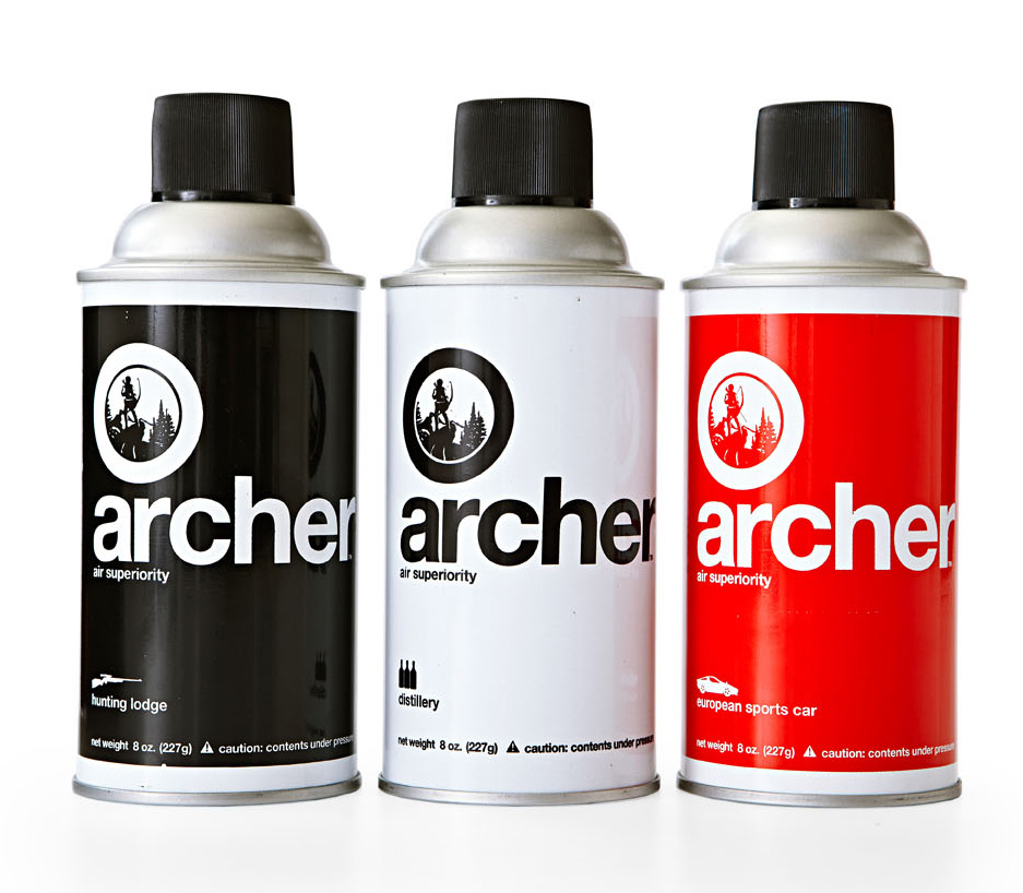 Archer Air Superiority collection