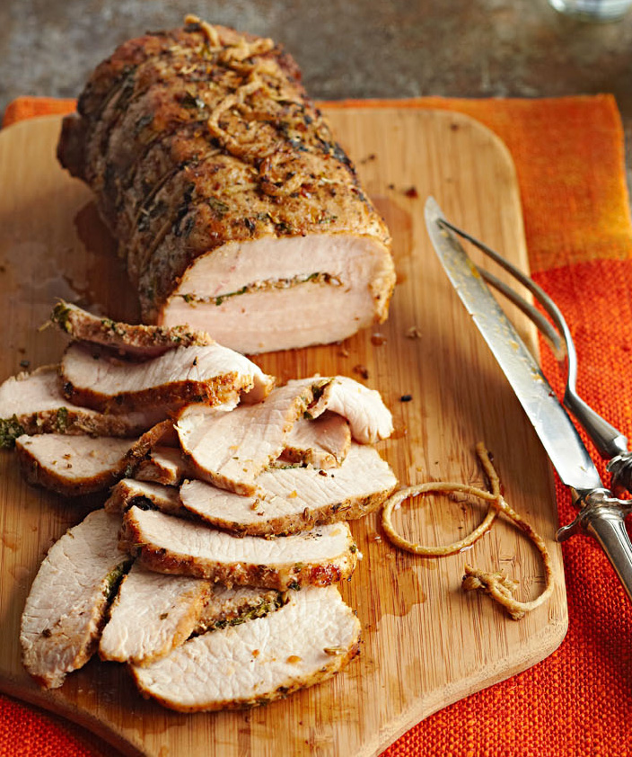 Porketta Roast