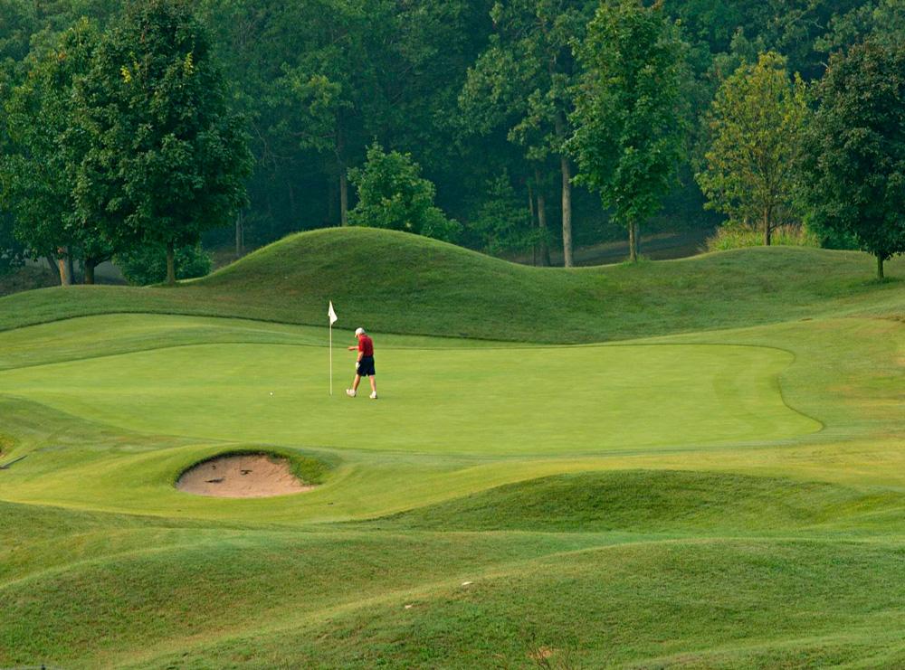Thousand Hills Golf Resort.