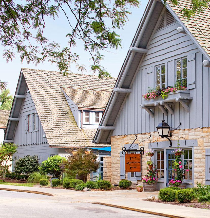 Illinois: Pere Marquette Lodge and Conference Center