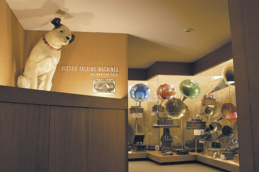 The Music House Museum. Photo courtesy of Traverse City Tourism.