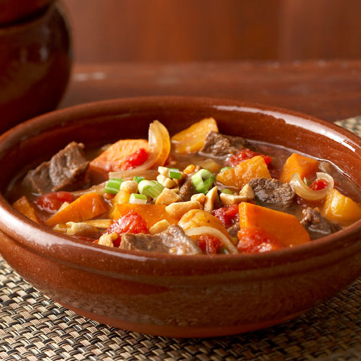 Beef and Sweet Potato Stew