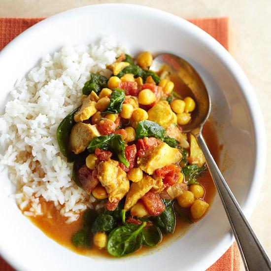 Slow Cooker Indian Chicken Stew