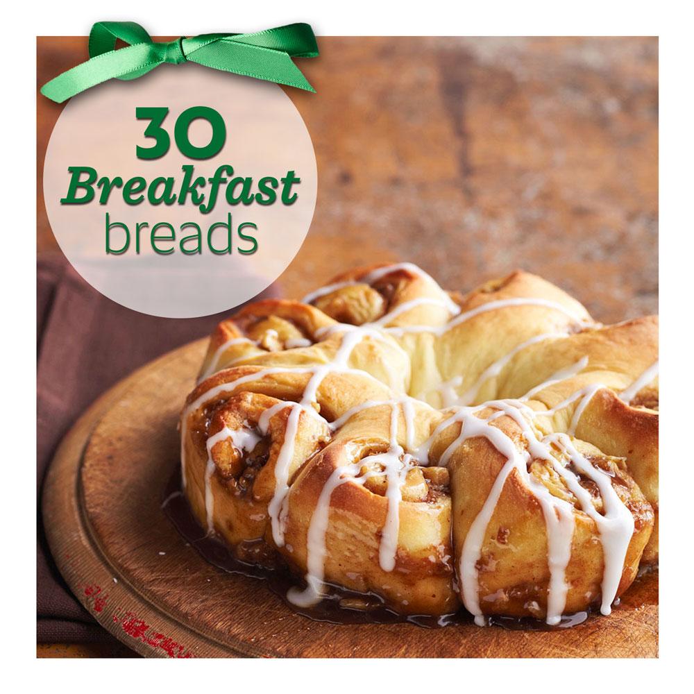 Holiday breakfast breads