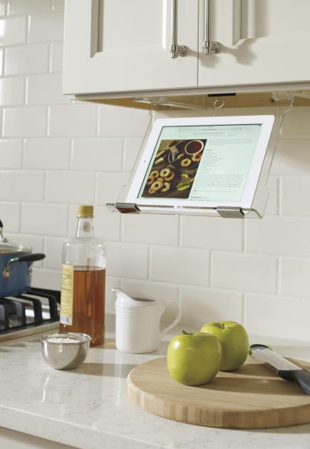 Elevated tablet