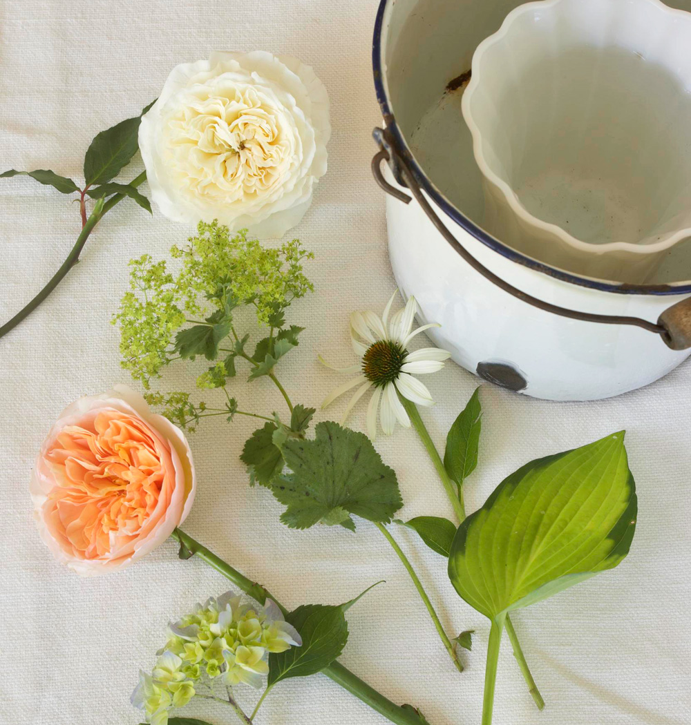 Step 2: Prep vases