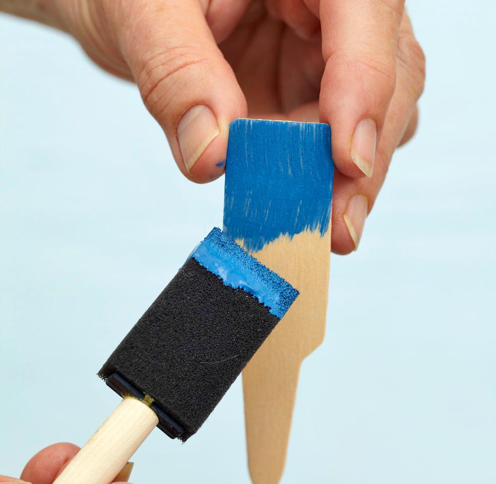 Step 3: Paint marker