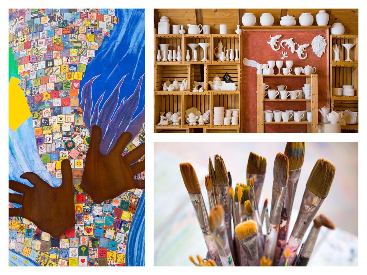 Hands-on Art Studio