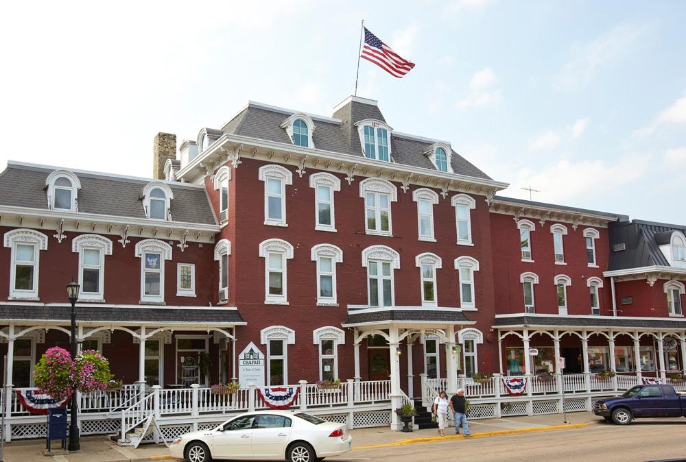 Archer House River Inn.