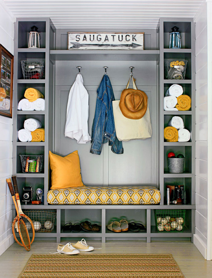 25 Mudroom Decor Ideas | Midwest Living