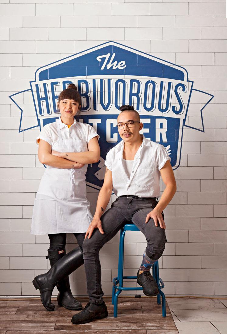 The Herbivorous Butcher