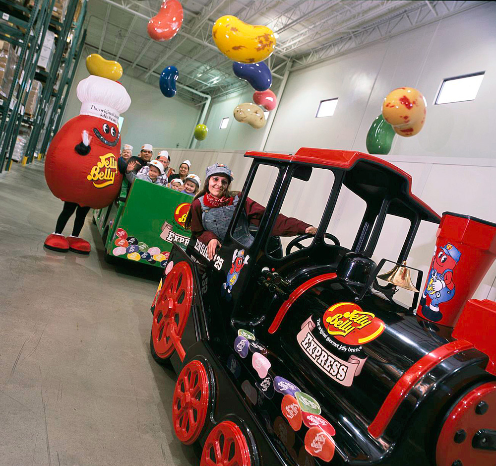 Jelly Belly tours