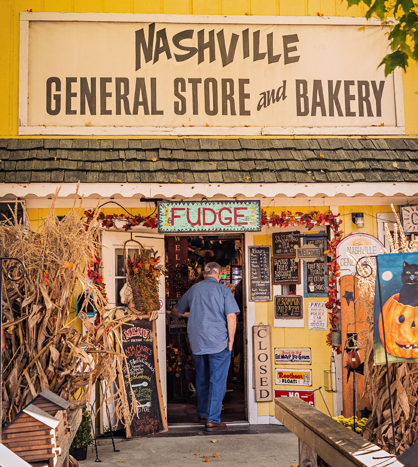 Nashville, Indiana