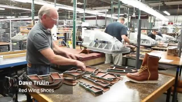 On the Road: Red Wing Shoes