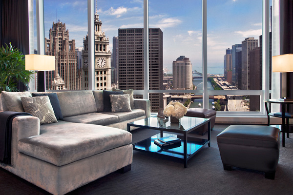 Grand Deluxe Lake View Suites, Trump International Hotel & Tower