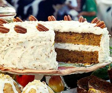 Carrot-Zucchini Cake
