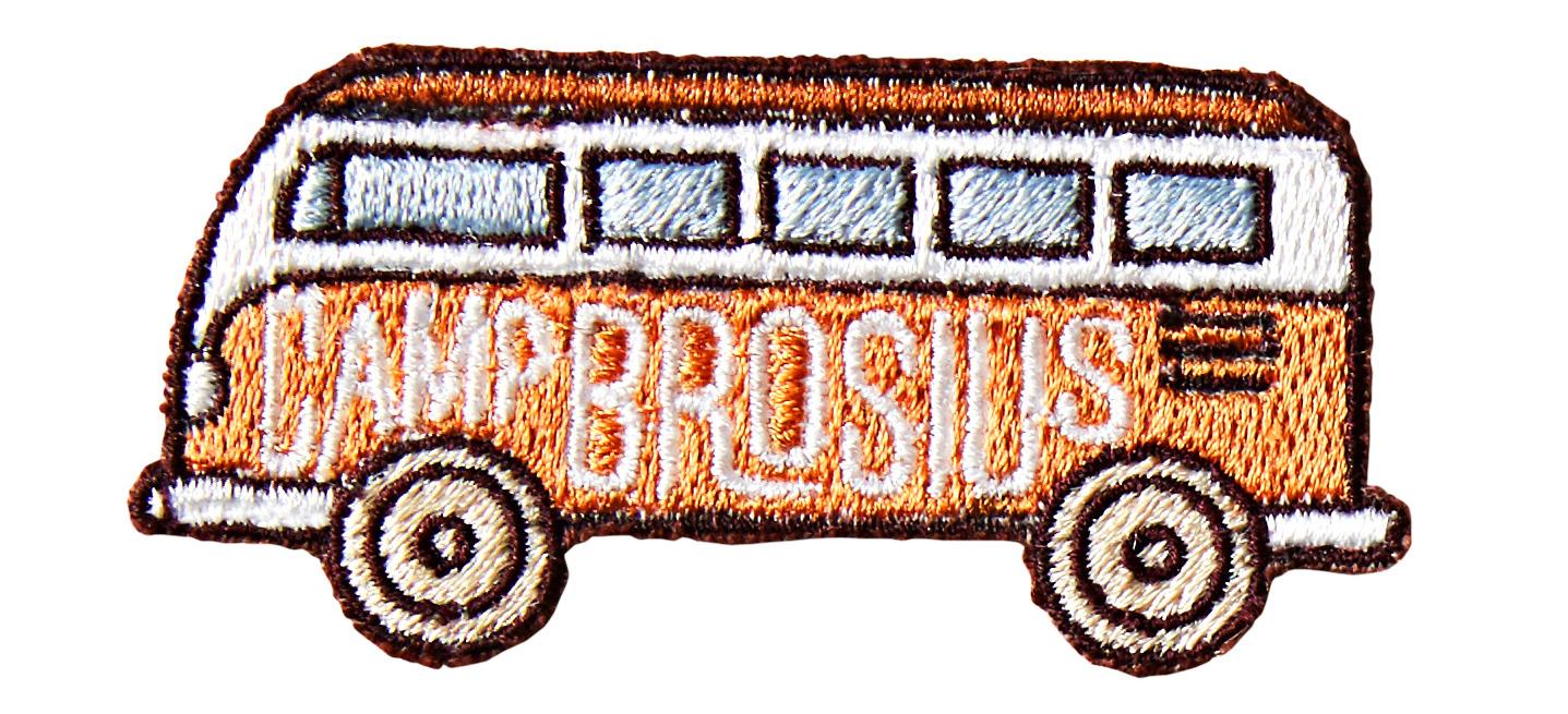 Camp Brosius patch
