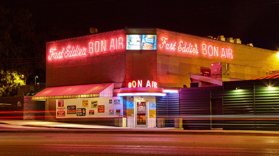 Fast Eddie's Bon Air, Alton. Photo: Courtesy of IOT