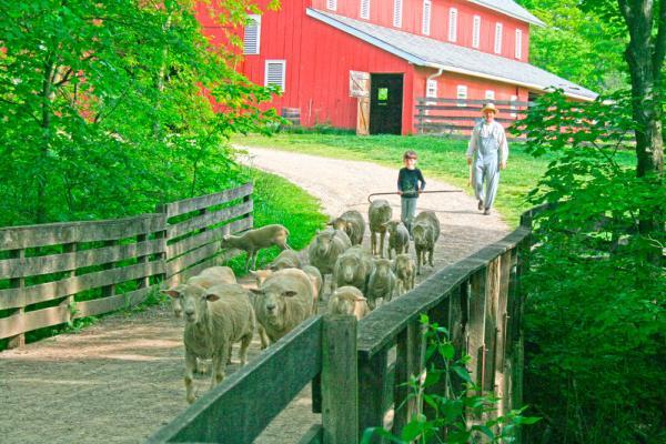 Slate Run Historical Farm
