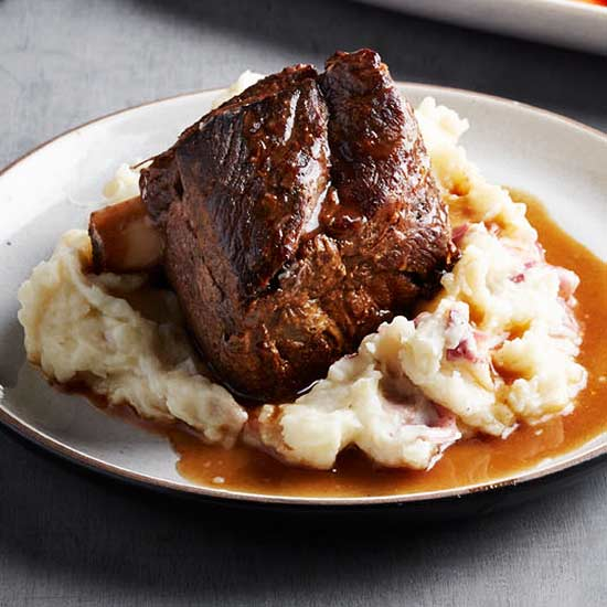 Spiced Wine-Braised Short Ribs