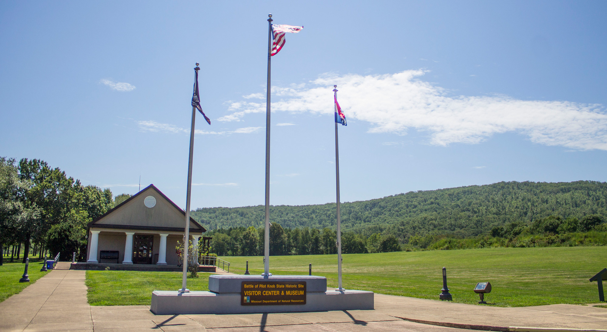 Battle of Pilot Knob State Historic Site