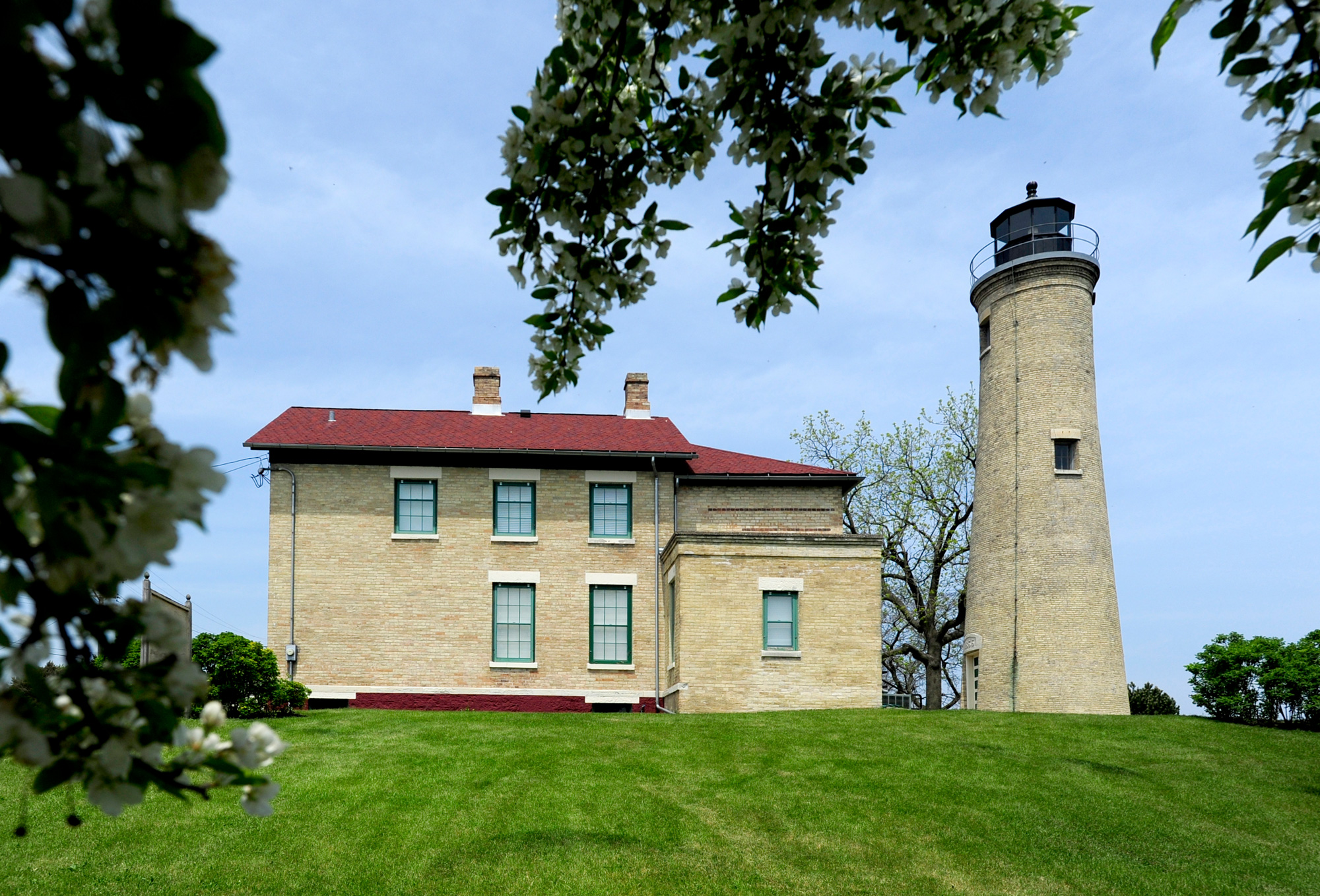 Southport Light Station Museum