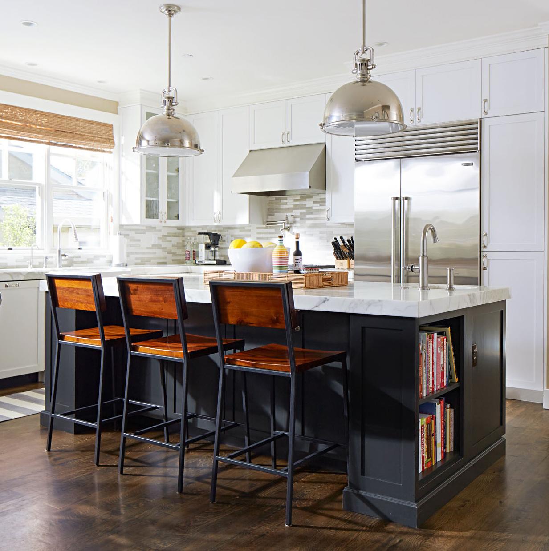 Clean sweep kitchen