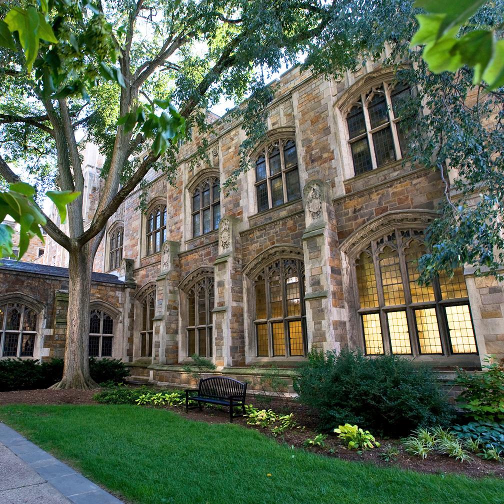 University of Michigan Law Quadrangle
