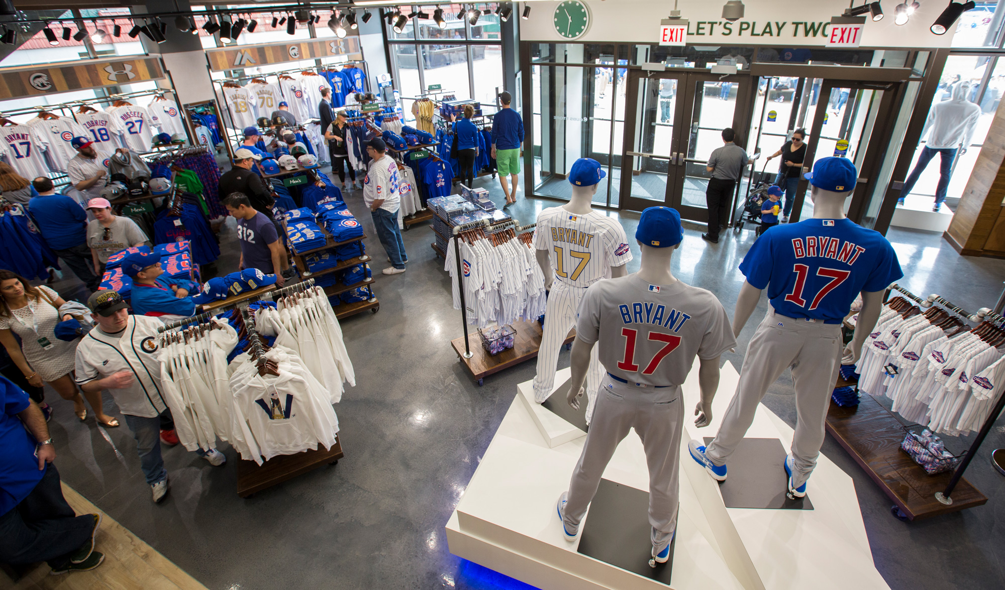 Cubs Store