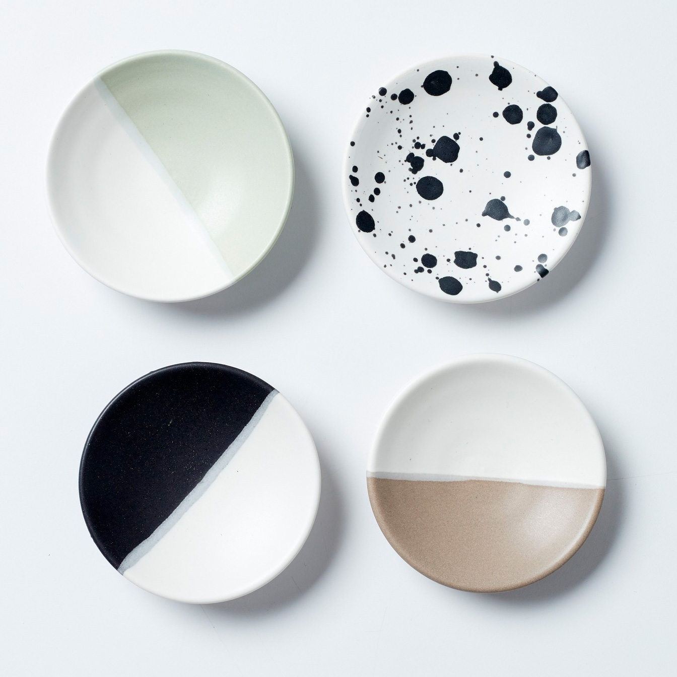 Pinch dishes