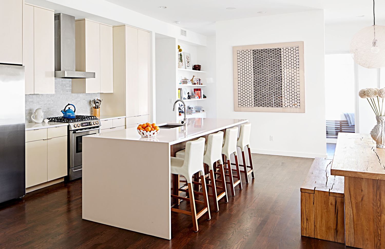 Carpenter house kitchen