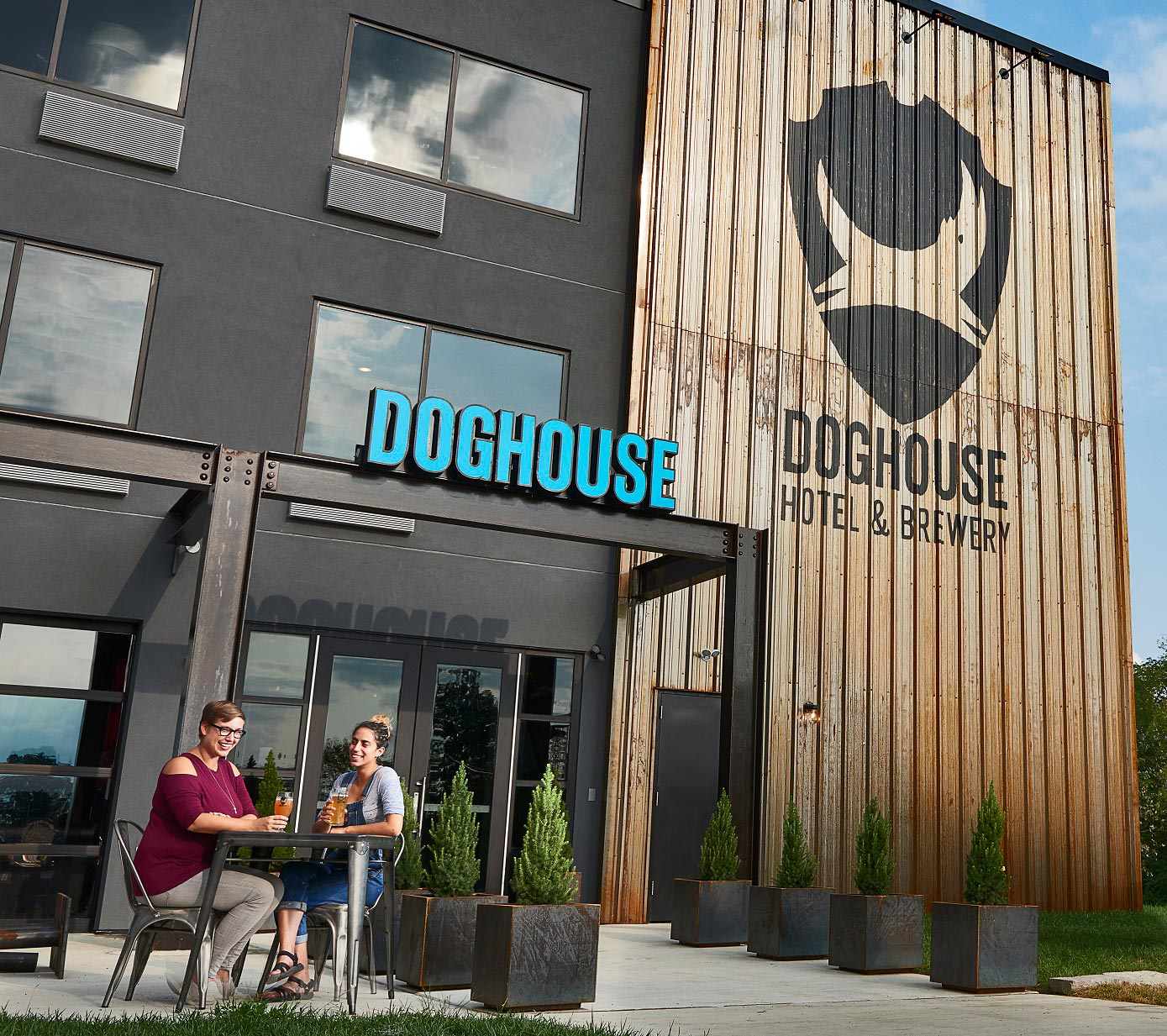 DogHouse exterior