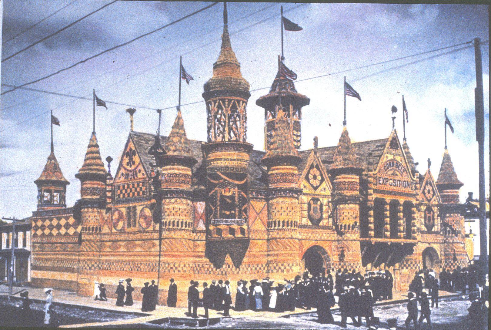 1902 Corn Palace