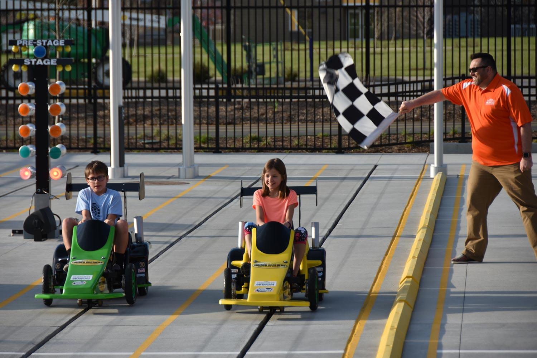Riley Children's Health Sports Legends Experience