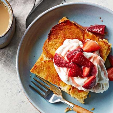 Honey French Toast