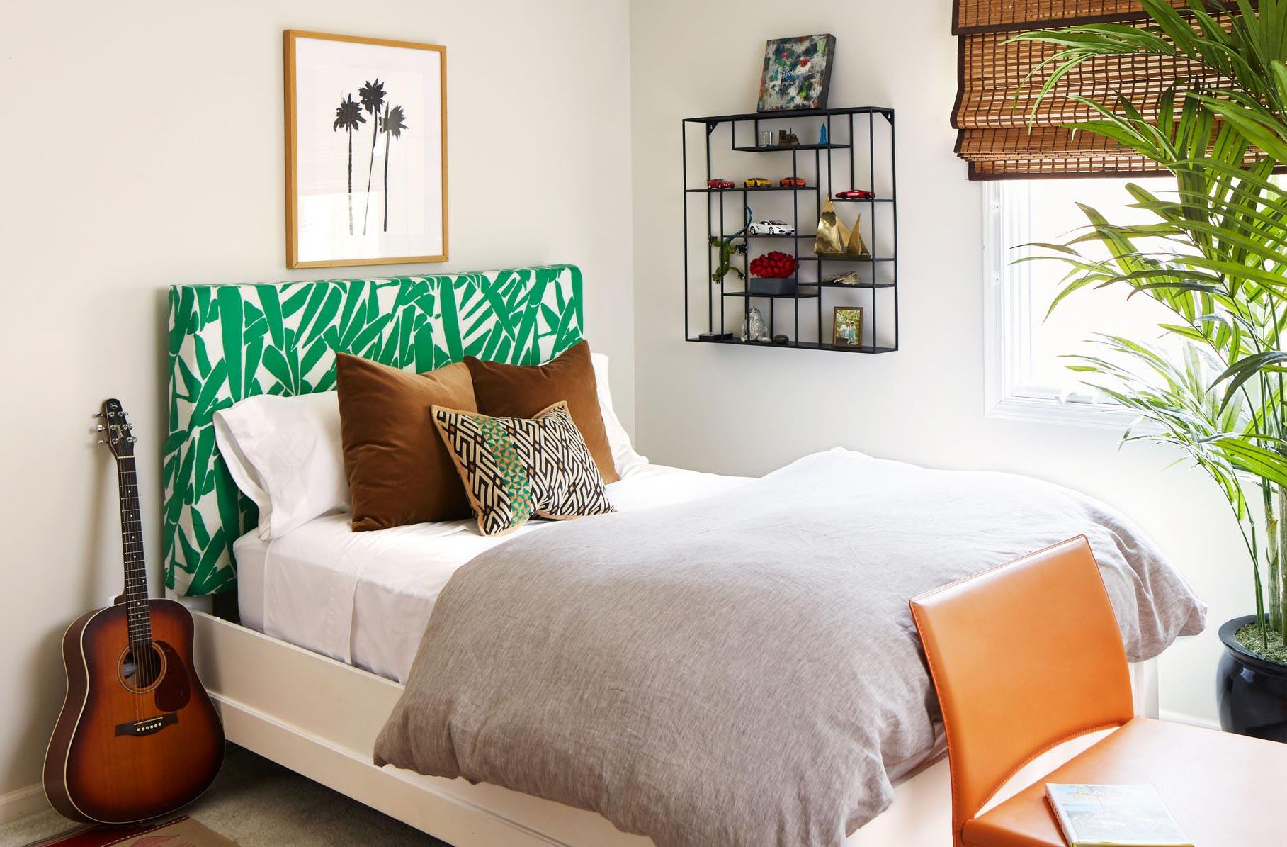 Bek bedroom