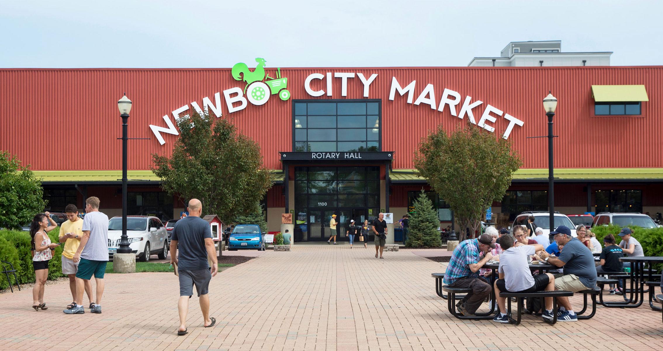 NewBo City Market.