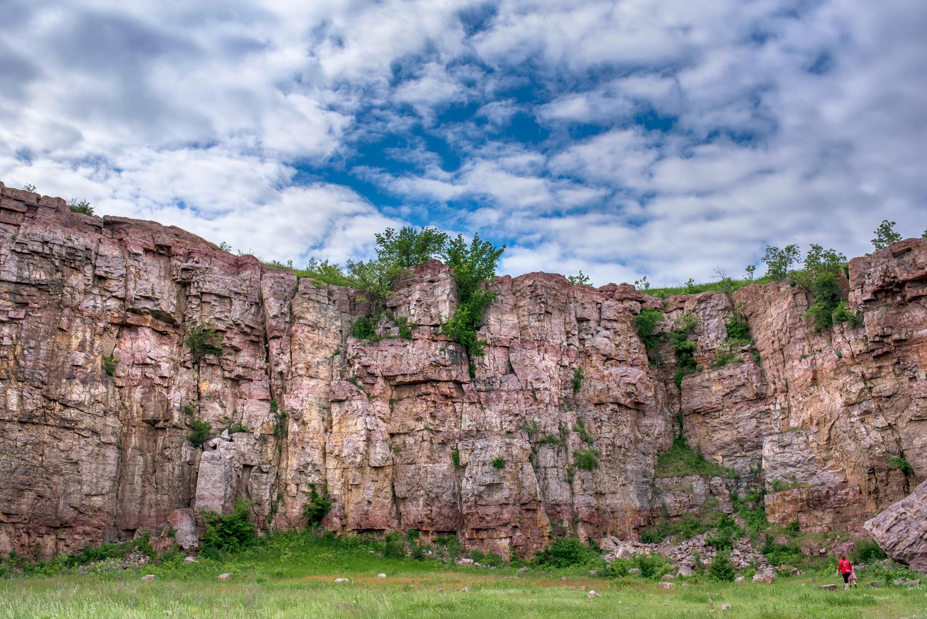 Blue Mounds State Park