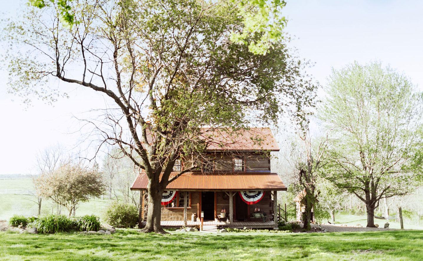 Indiana cabin