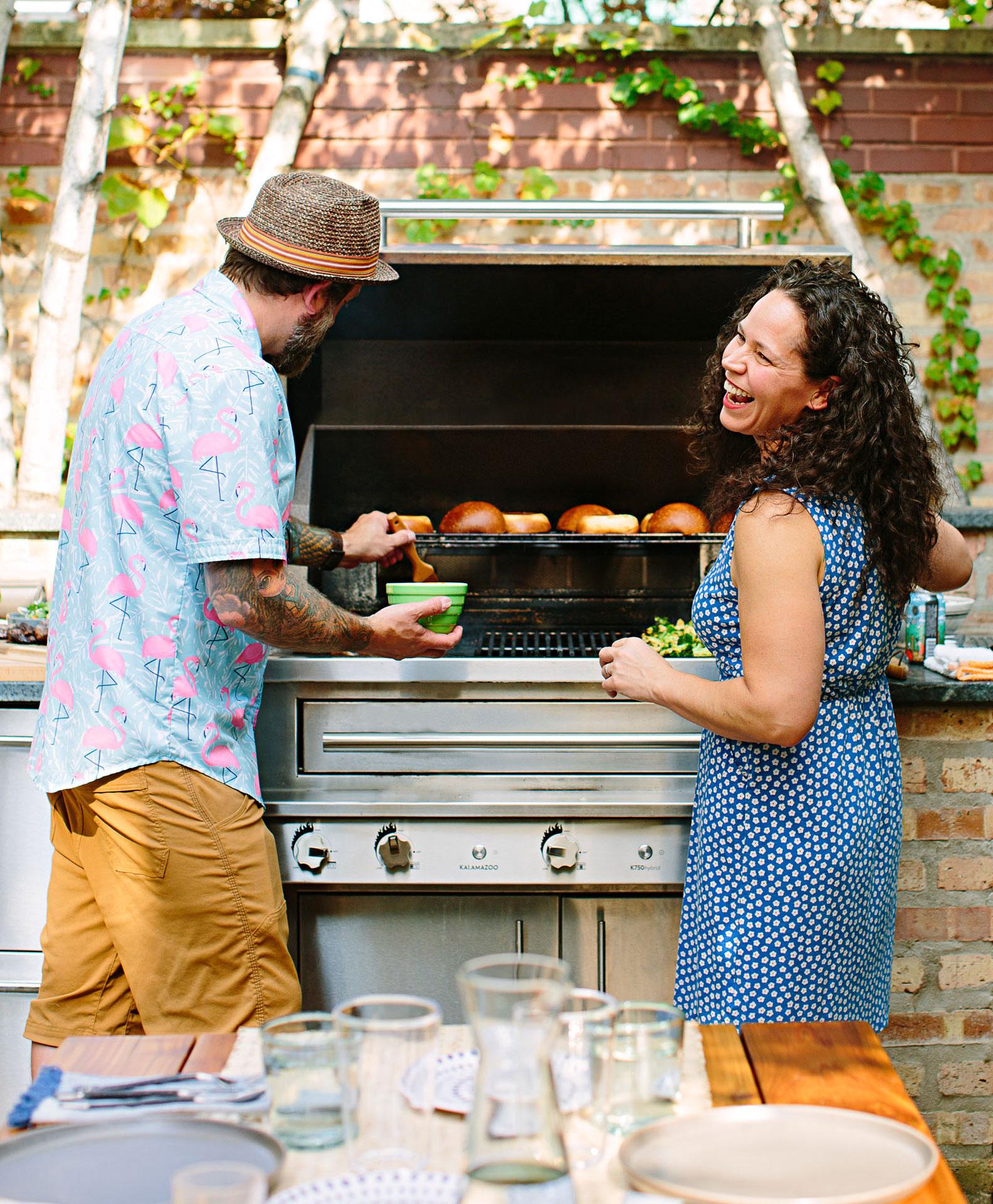 Dream grill